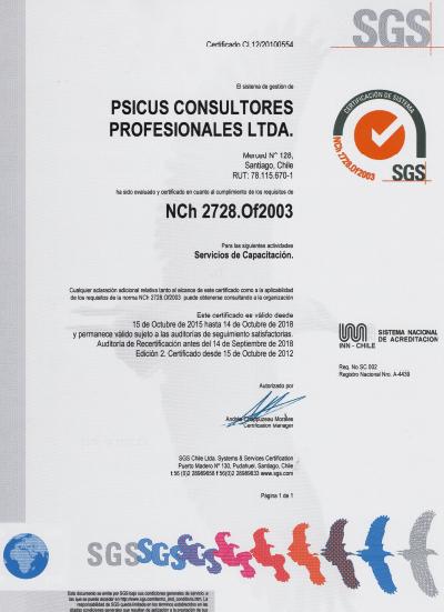 Certificado-ISO-Nch2728-2003